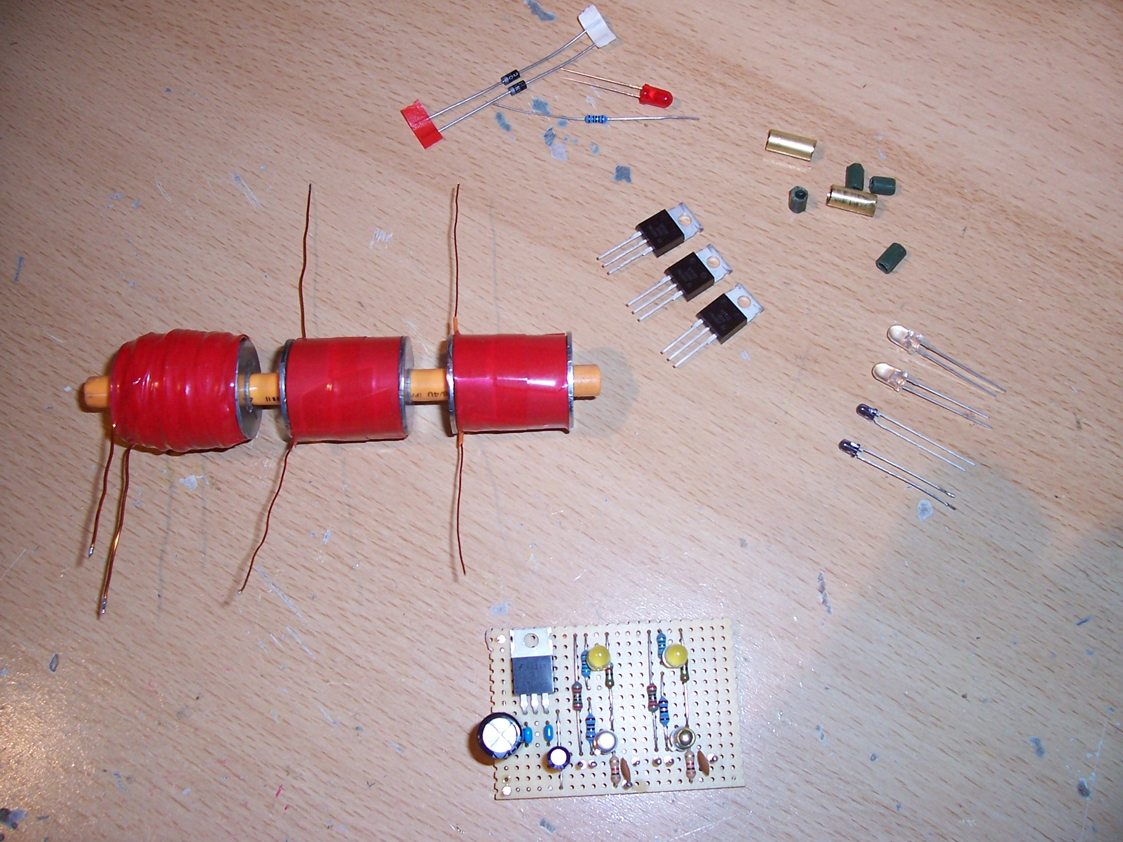 Transistor Schematic Diagram